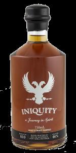 Iniquity Australian Single Malt Whisky Batch #10. Photo ©2020, Mark Gillespie/CaskStrength Media.