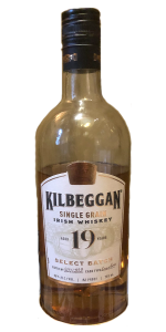 Kilbeggan 19 Single Grain. Photo ©2020, Mark Gillespie/CaskStrength Media.