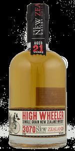 High Wheeler 21 Year Old Single Grain Whisky. Photo ©2020, Mark Gillespie/CaskStrength Media.