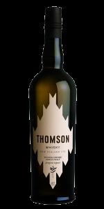 Thomson Manuka Smoke Single Malt. Image courtesy Thomson Whisky.
