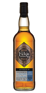 The Firkin 49 Tullibardine Single Cask. Image courtesy The Firkin Whisky Company.