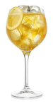 The Macallan Copa cocktail. Image courtesy The Macallan.
