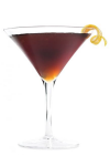 The Macallan's Reverse Rob Roy cocktail. Image courtesy The Macallan.