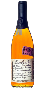 "Booker's Bourbon Batch #2020-01 ""Granny's Batch."" Image courtesy Beam Suntory."
