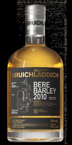 Bruichladdich Bere Barley 2010. Image courtesy Bruichladdich.