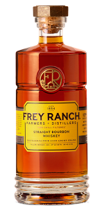 Frey Ranch Straight Bourbon. Image courtesy Frey Ranch.