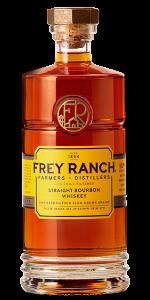 Frey Ranch Straight Bourbon. Image courtesy Frey Ranch.
