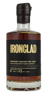 Ironclad Missouri Toasted Oak Cask Bourbon. Photo ©2020, Mark Gillespie/CaskStrength Media.