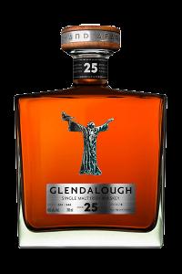 Glendalough 25 Years Old. Image courtesy Glendalough Distillery.