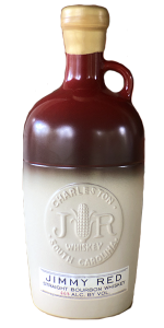 High Wire Jimmy Red Straight Bourbon 2019 Release. Photo ©2020, Mark Gillespie/CaskStrength Media.