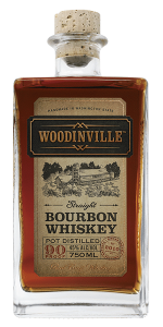 Woodinville Straight Bourbon. Image courtesy Woodinville Whiskey Co.