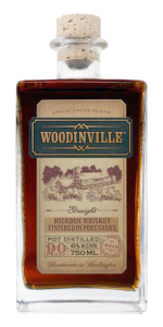 Woodinville Port Cask Finish Bourbon. Image courtesy Woodinville Whiskey Co.
