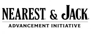 The Nearest & Jack Advancement Initiative logo. Image courtesy Brown-Forman and Uncle Nearest.