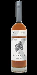 Pinhook Tiz' Rye Time Rye Whiskey. Image courtesy Pinhook.