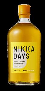 Nikka Days Japanese Whisky. Image courtesy Nikka Whisky.