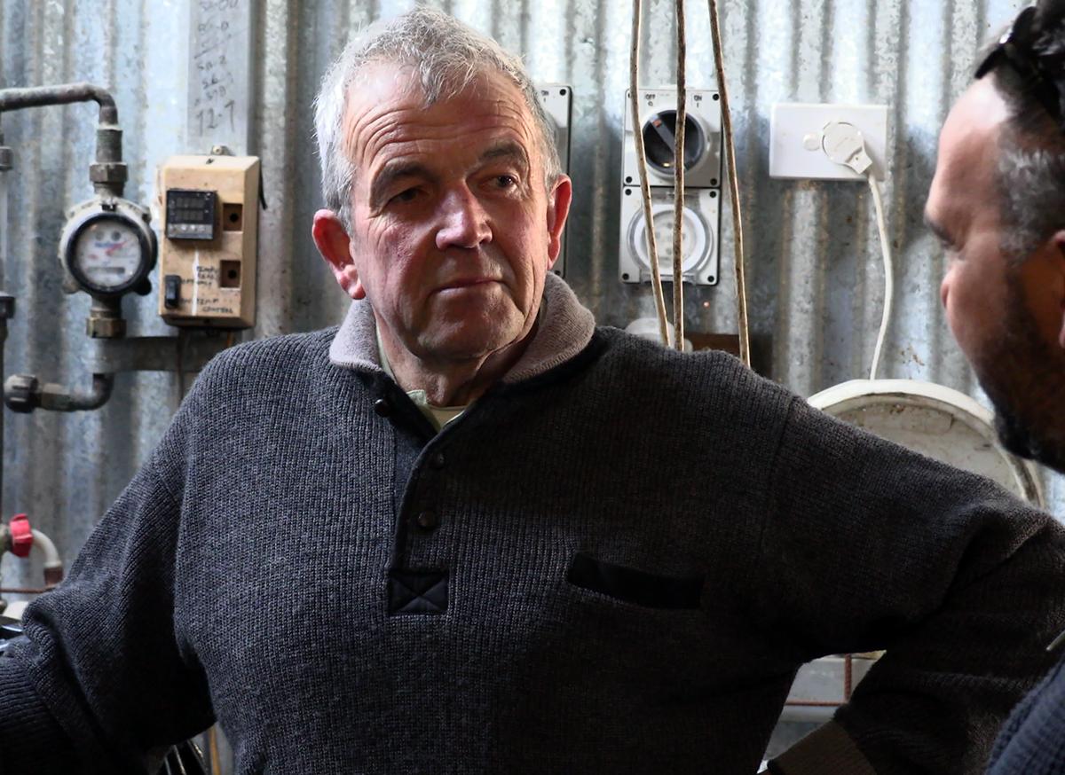 Belgrove Distillery founder Peter Bignell. Photo ©2020, Mark Gillespie/CaskStrength Media.