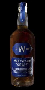 Westward Pinot Noir Cask Finish. Image courtesy Westward Whiskey/House Spirits.