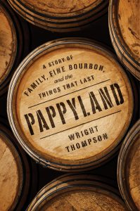 "The cover of ""Pappyland"" by Wright Thompson. Image courtesy Penguin Press."