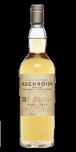 Auchroisk 25 (2016 Release). Image courtesy Diageo.