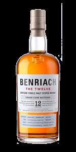 BenRiach The Twelve single malt Scotch Whisky. Image courtesy BenRiach/Brown-Forman.