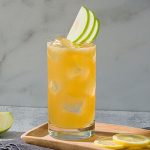Chivas Regal's Shandy cocktail. Image courtesy Chivas Regal.
