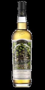 Compass Box Peat Monster Arcana Scotch Whisky. Image courtesy Compass Box.