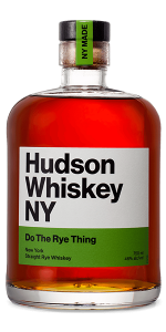 "Hudson Whiskey ""Do The Rye Thing."" Image courtesy Hudson Whiskey."