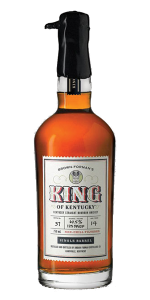 King of Kentucky Bourbon 2020 Edition. Image courtesy Brown-Forman.