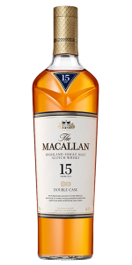 The Macallan Double Cask 15 Years Old. Image courtesy The Macallan.