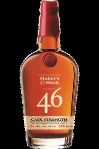 Maker's Mark 46 Cask Strength. Image courtesy Maker's Mark.