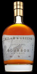 Milam & Greene Single Barrel Bourbon.Image courtesy Milam & Greene.