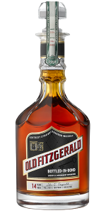 Old Fitzgerald Bottled in Bond Fall 2020 Edition. Image courtesy Heaven Hill Distillery.
