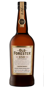 Old Forester 150th Anniversary Small Batch #2. Image courtesy Old Forester/Brown-Forman.