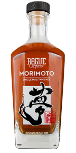 Rogue Morimoto Single Malt. Image courtesy Rogue Ales & Spirits.