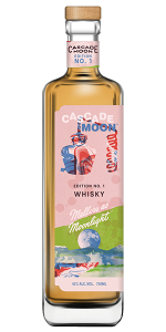 Cascade Moon Whisky Edition No. 1. Image courtesy Cascade Hollow Distilling Co./Diageo.