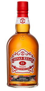 Chivas Regal Manchester United Edition. Image courtesy Chivas Brothers.