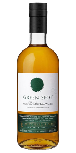 Green Spot Single Pot Still Irish Whiskey. Image courtesy Irish Distillers.