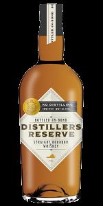 KO Distilling Distiller's Reserve Bourbon. Image courtesy KO Distilling.