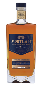 Mortlach 21 Years Old 2020 Special Release. Image courtesy Diageo.