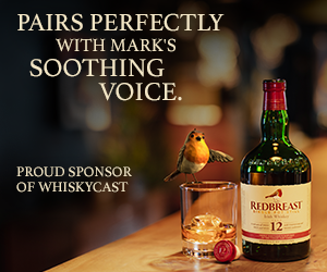 Redbreast: Proud Sponsor of WhiskyCast!