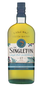 The Singleton of Dufftown 17 Years Old 2020 Special Release. Image courtesy Diageo.