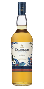 Talisker 8 Year Old 2020 Special Release. Image courtesy Diageo.