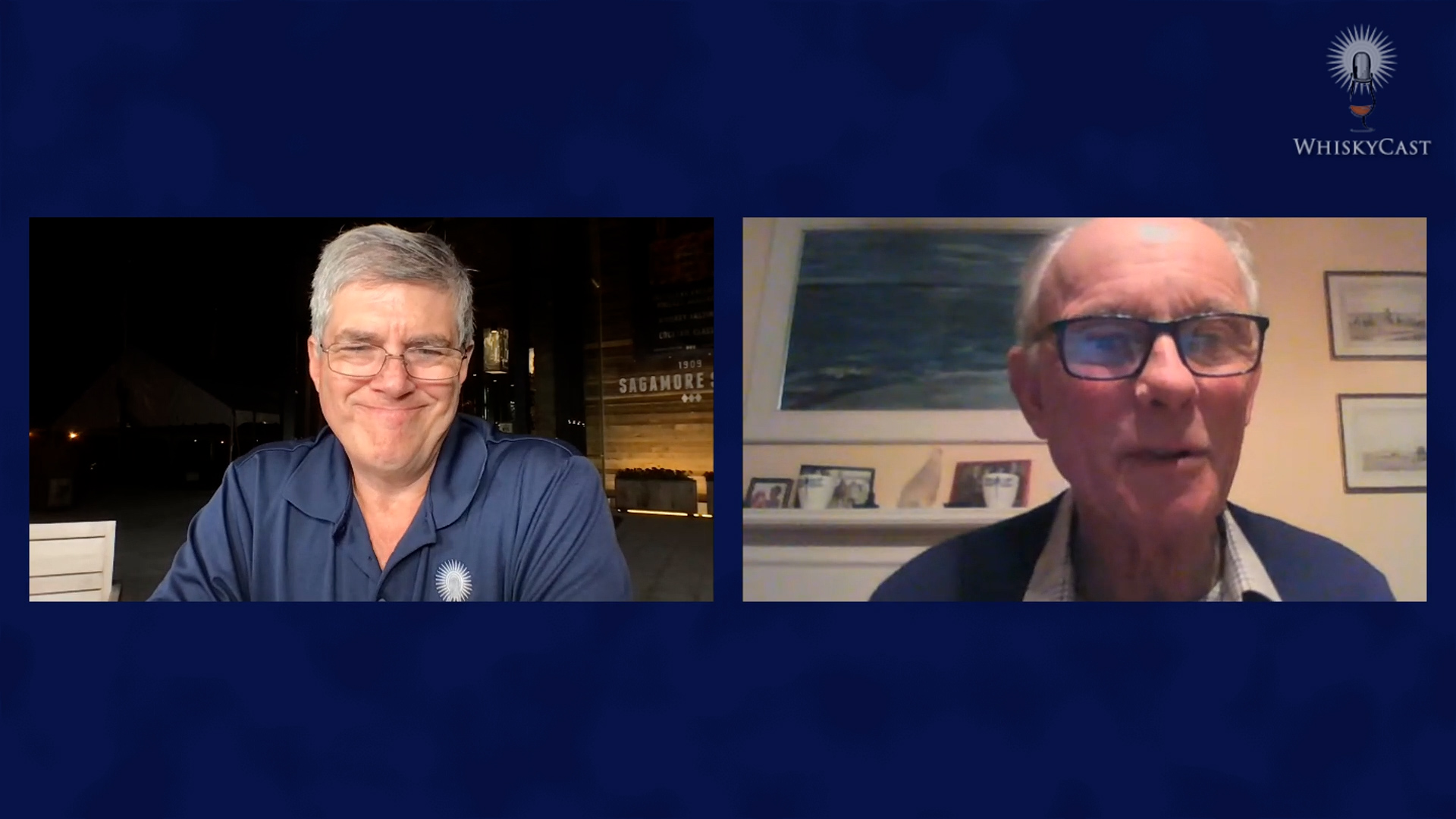 Colin Scott recently joined The Last Drop Distillers after a long career as master blender at Chivas Brothers, and he joined us on Friday night's #HappyHour webcast live on location at Sagamore Spirit Distillery in Baltimore.