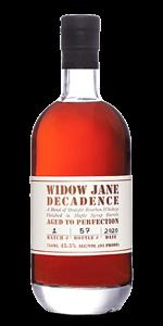 Widow Jane Decadence. Image courtesy Widow Jane Distillery.