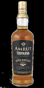 Amrut Triparva Indian Single Malt Whisky. Photo ©2020, Mark Gillespie/CaskStrength Media.