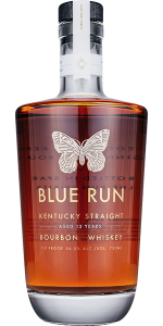 Blue Run Bourbon. Image courtesy Blue Run Spirits.