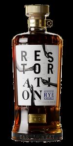 Castle & Key Restoration Rye Batch #1. Image courtesy Castle & Key Distillery.