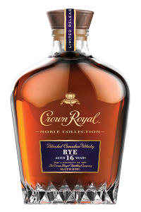 Crown Royal Noble Collection Aged 16 Years. Image courtesy Crown Royal/Diageo.