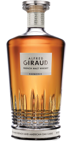 Alfred Giraud Harmonie French Malt Whisky. Image courtesy Alfred Giraud/Craft Spirits.