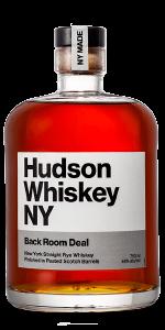 """Hudson Whiskey """"Back Room Deal."""" Image courtesy Hudson Whiskey."""
